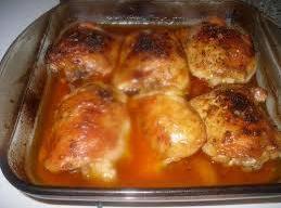 Oven Baked Orange Chicken Recipe