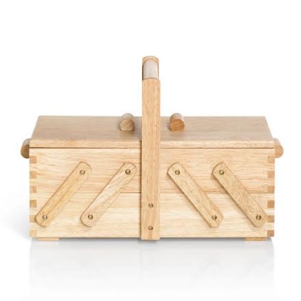 Syskrin Litet - ljust trä