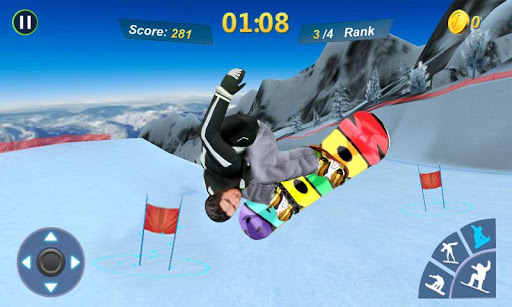 Snowboard Master 3D  screenshots 2