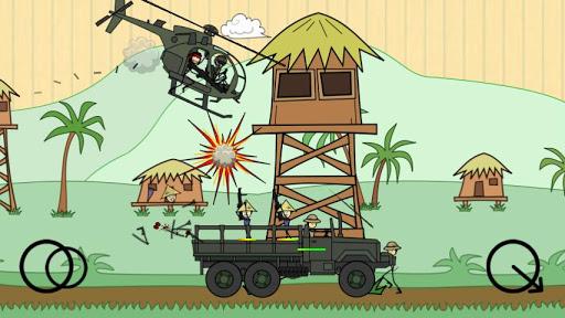 Doodle Army screenshot 2