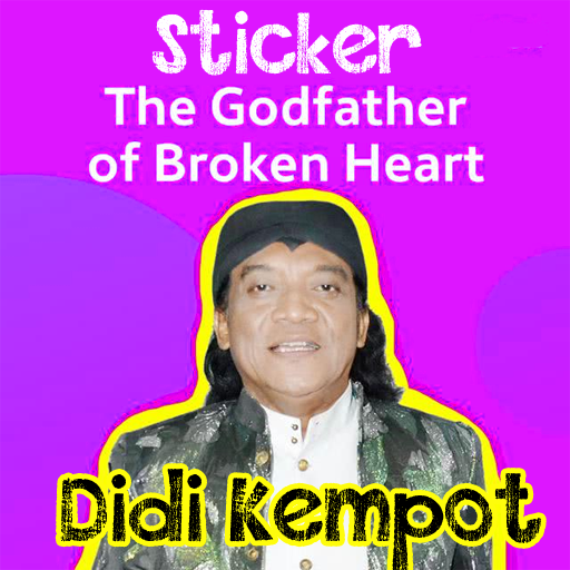 Sticker Sahabat Ambyar Cendol Dawet Didi Kempot Wa Aplikasi Di