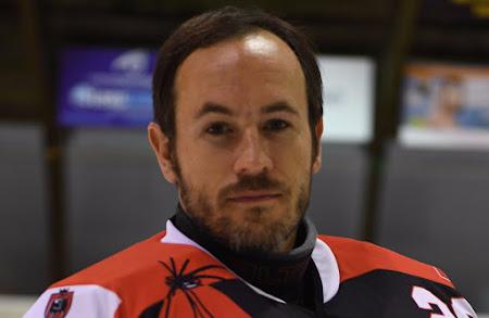Goalie: Carl Luypaert (#28)