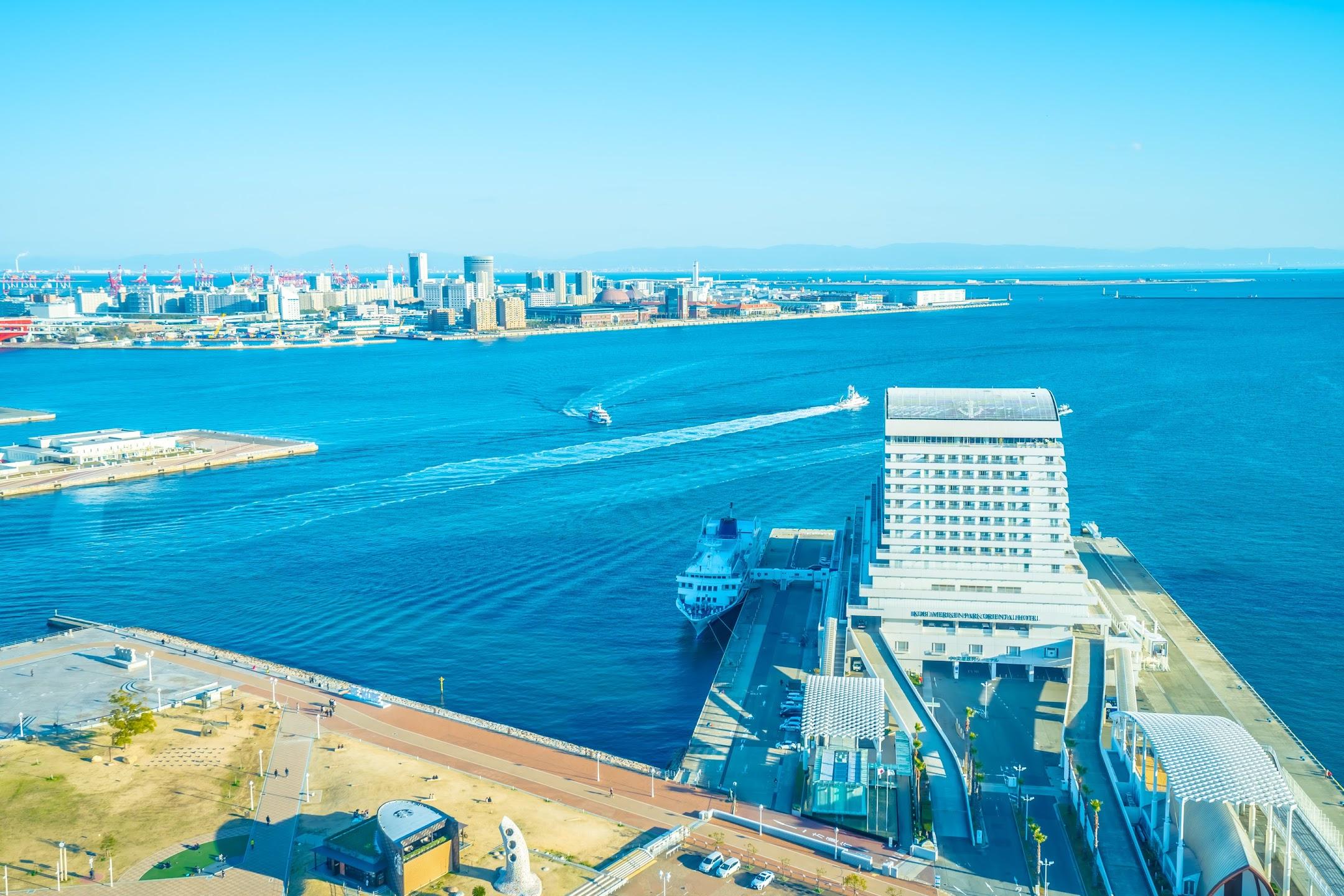 Kobe Port Tower4