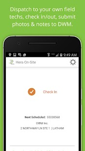 HeraOnSite- screenshot thumbnail