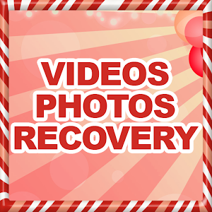 Videos Photos Recovery Help