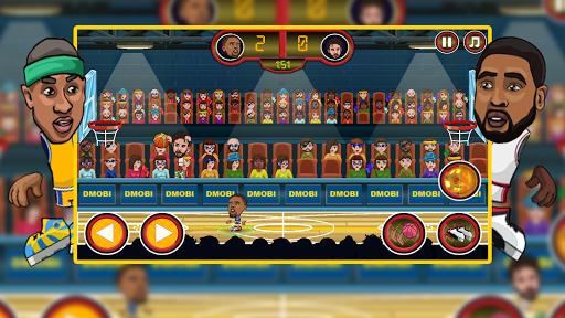 Basketball Legends PvP: Dunk Battle 2.0 screenshots 3