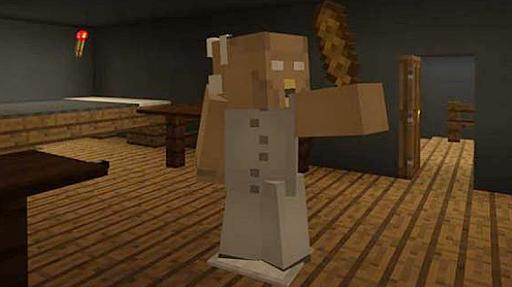 Granny mod for Minecraft 2.3.2 screenshots 1