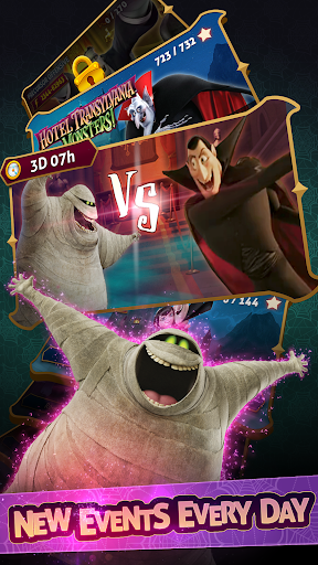Hotel Transylvania: Monsters! - Puzzle Action Game 1.6.2 screenshots 5