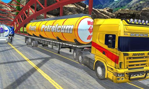 Offroad Oil Tanker Truck Transport Driver 1.6 screenshots 6
