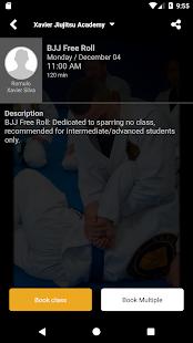 Xavier Jiujitsu Academy - náhled