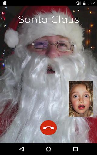 Video Call Santa Christmas Screenshot