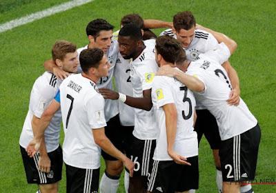 L'Allemagne non plus ne sera pas au complet contre les Pays-Bas et la France