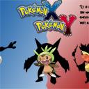 Pokemon Evolution X & Y Theme 1280x720