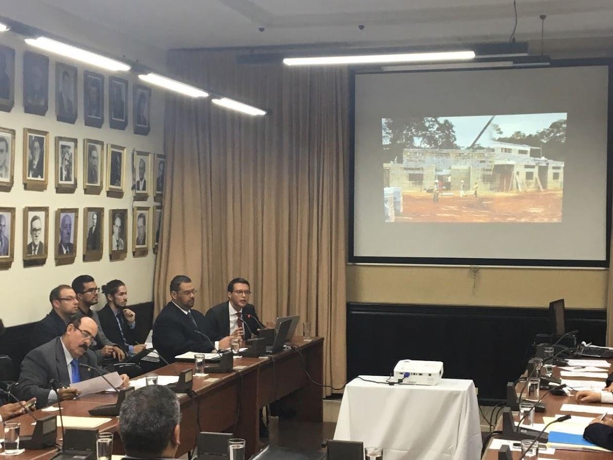PRESUPUESTO DEL MINISTERIO DE JUSTICIA Y PAZ PERMITIRÁ DAR CONTINUIDAD A PROYECTOS DE INFRAESTRUCTURA