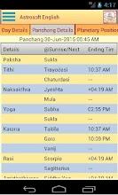 AstroSoftAIO-English Astrology screenshot thumbnail
