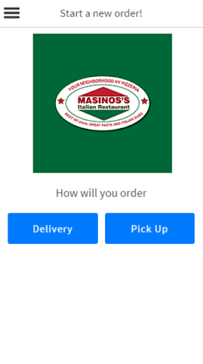 Massinos Pizzeria