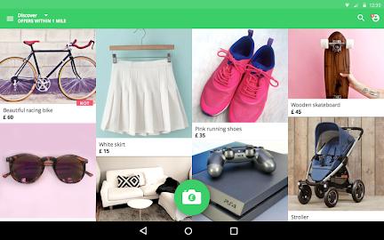Shpock boot sale & classifieds Screenshot 13