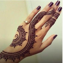 Beauty Mahendi Henna - screenshot thumbnail 06