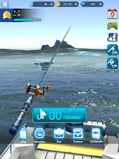 Monster Fishing 2018- screenshot thumbnail
