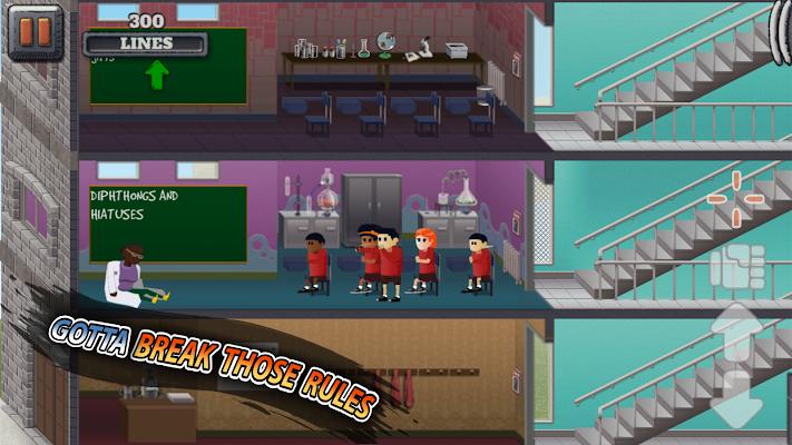 Skool Daze Reskooled!- screenshot