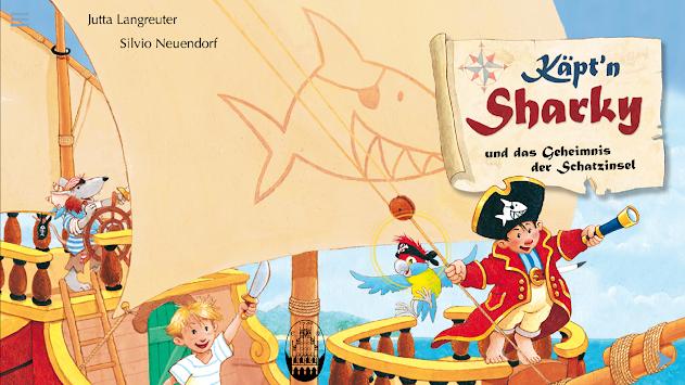 K/äpt/´n Sharky und das Geheimnis der Schatzinsel tonies H/örfigur K/äpt/´n Sharky f/ür die Toniebox