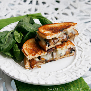 Grilled Portabella Mushrooms With Cheese Recipes