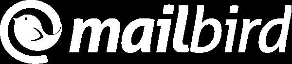 Mailbird Logo White
