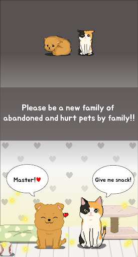 Be My Family - Dog Cat apktreat screenshots 2
