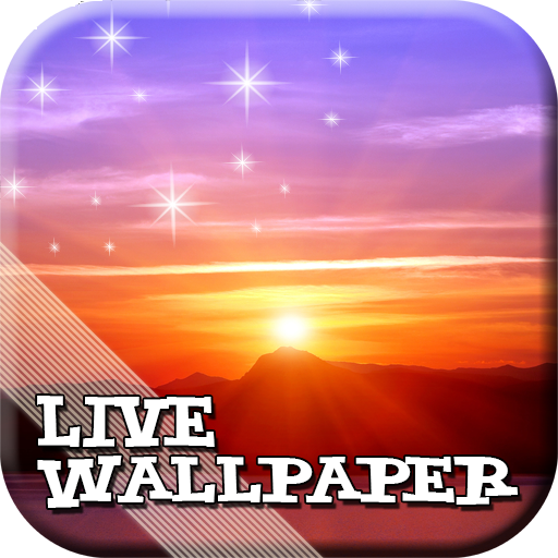 Sunset Live Wallpaper 個人化 App LOGO-APP試玩