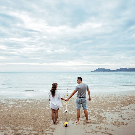 Wedding photographer Dmitriy Tomson (Thomson). Photo of 31.01.2018