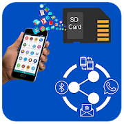 File Transfer & Sharing App, Move To Sd Card