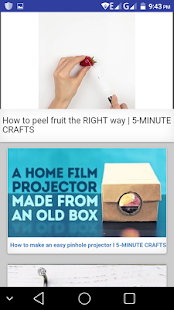 5 Minute Crafts - náhled