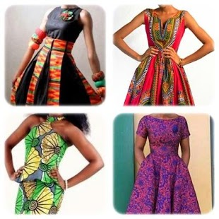 Latest African Dresses Fashion- screenshot thumbnail