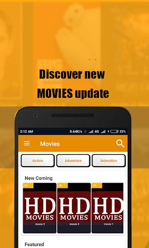 HD Movies Free 2018 - Full Online Movie 2.6 screenshots 2