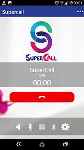 Super call - náhled