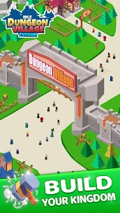 Idle Dungeon Village Tycoon – Adventurer Village  Apk Download For Android and Iphone 4