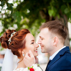 Wedding photographer Olga Nikitina (ranji). Photo of 26.07.2017