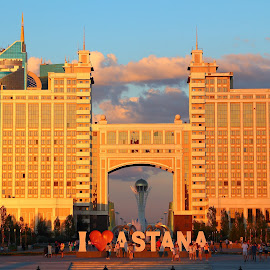 Astana by Zoran Dasic - Buildings & Architecture Architectural Detail ( astana, zoran dasic, kazahstan, jelena zoran dasic, dasic zoran, kazakhstan )