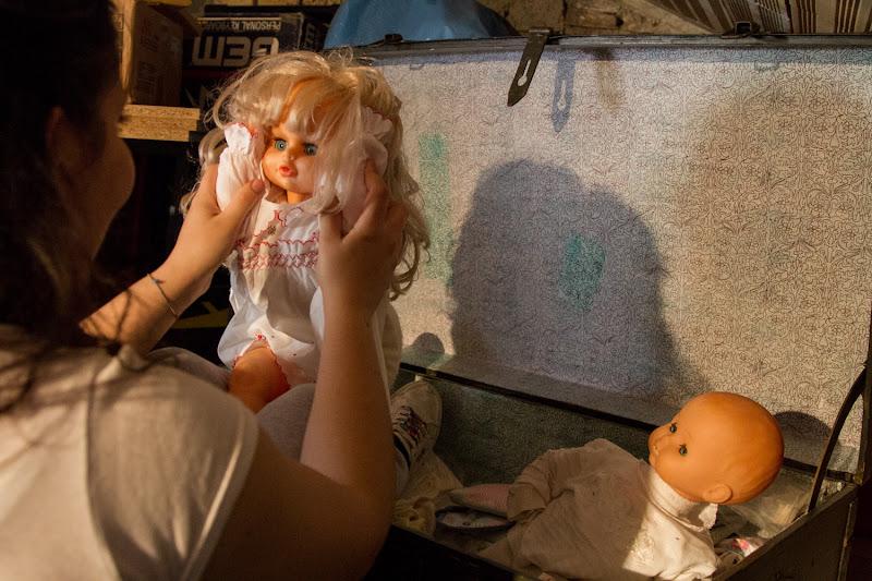 bambole di manufra