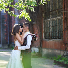 Wedding photographer Darya Efimova (edphoto). Photo of 31.07.2016