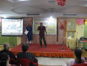 Photo: Uday Shirur, , JGanesh (at the back)