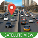 Live Satellite View Earth Map – GPS Navigation icon
