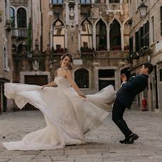Wedding photographer Alban Negollari (negollari). Photo of 26.08.2018