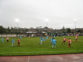Photo: 16/01/10 v Bognor Regis Town (RLP) 3-0 - contributed by Justin Holmes