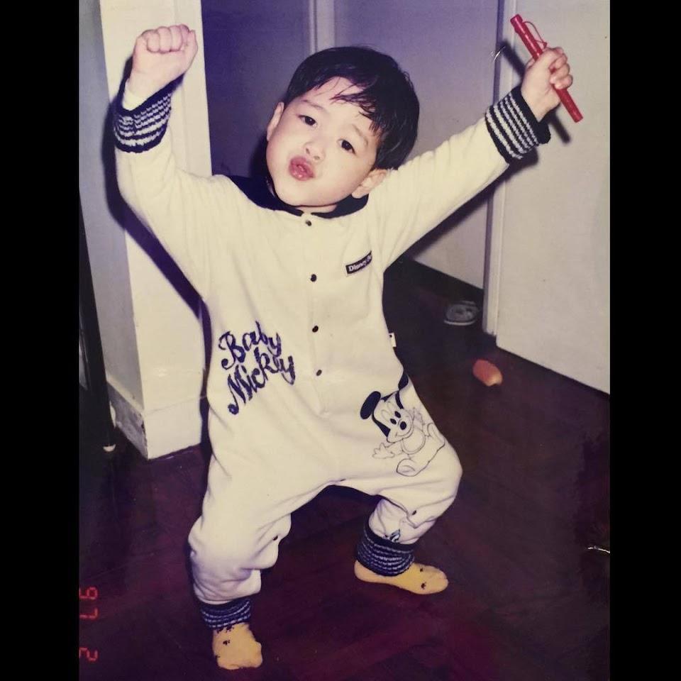 GOT7 Jackson Wang child