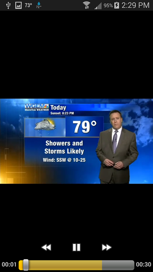 WGEM Wx - screenshot