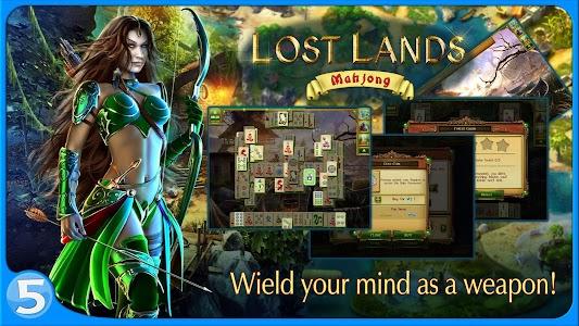 Lost Lands: Mahjong screenshot 9