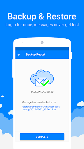 Messenger for SMS  screenshots 8