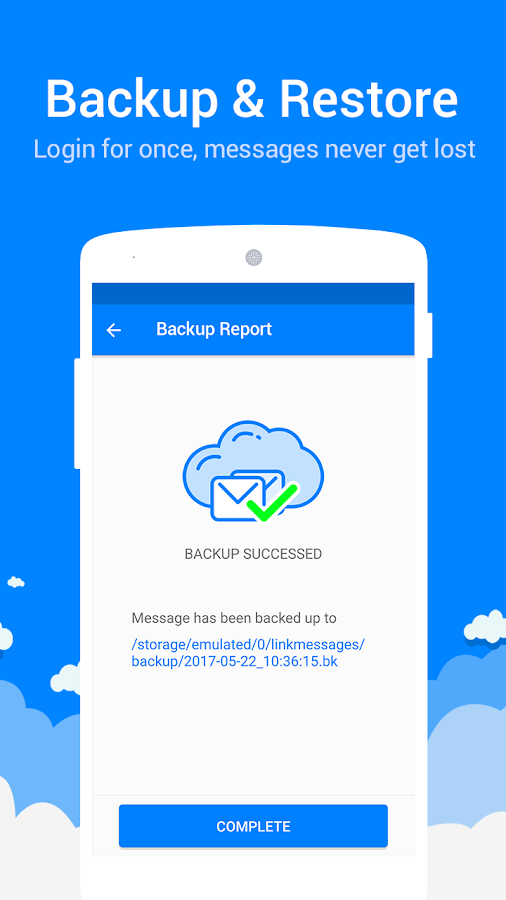 Messages - SMS, MMS, Call App- screenshot