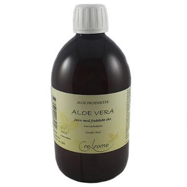 Aloe vera juice med fruktkött